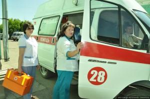 В Бийске произойдут изменения в работе скорой помощи